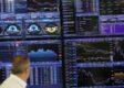 Stocks dip on lukewarm data