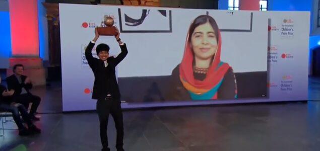 Bangladeshi teenager wins